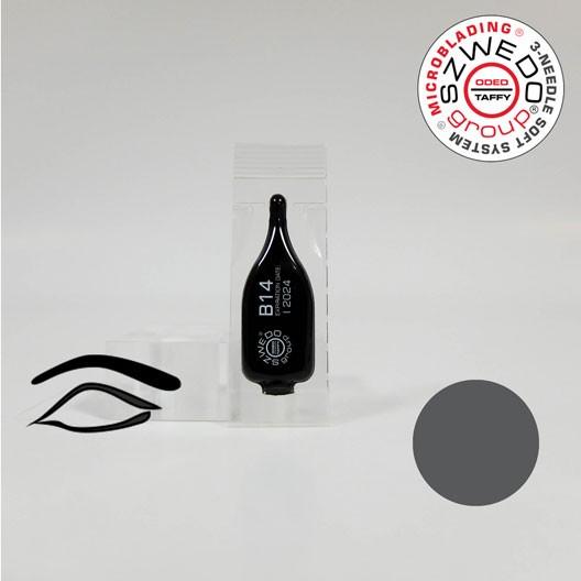 UBI B14 warm graphite