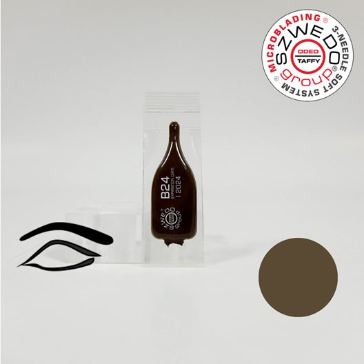 UBI B24 bitter brown