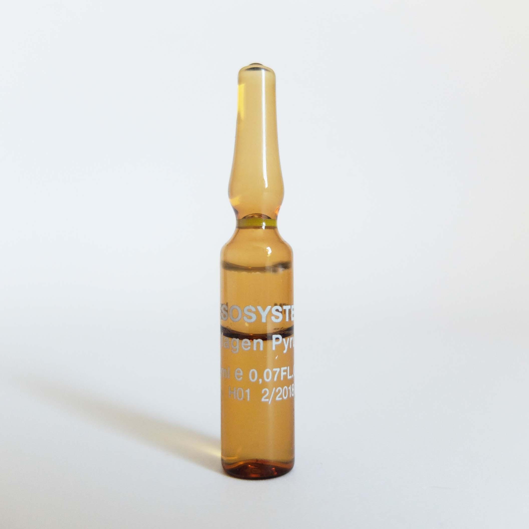 kolagen z pirogronianem (Colageno Piruvato) 2 ml