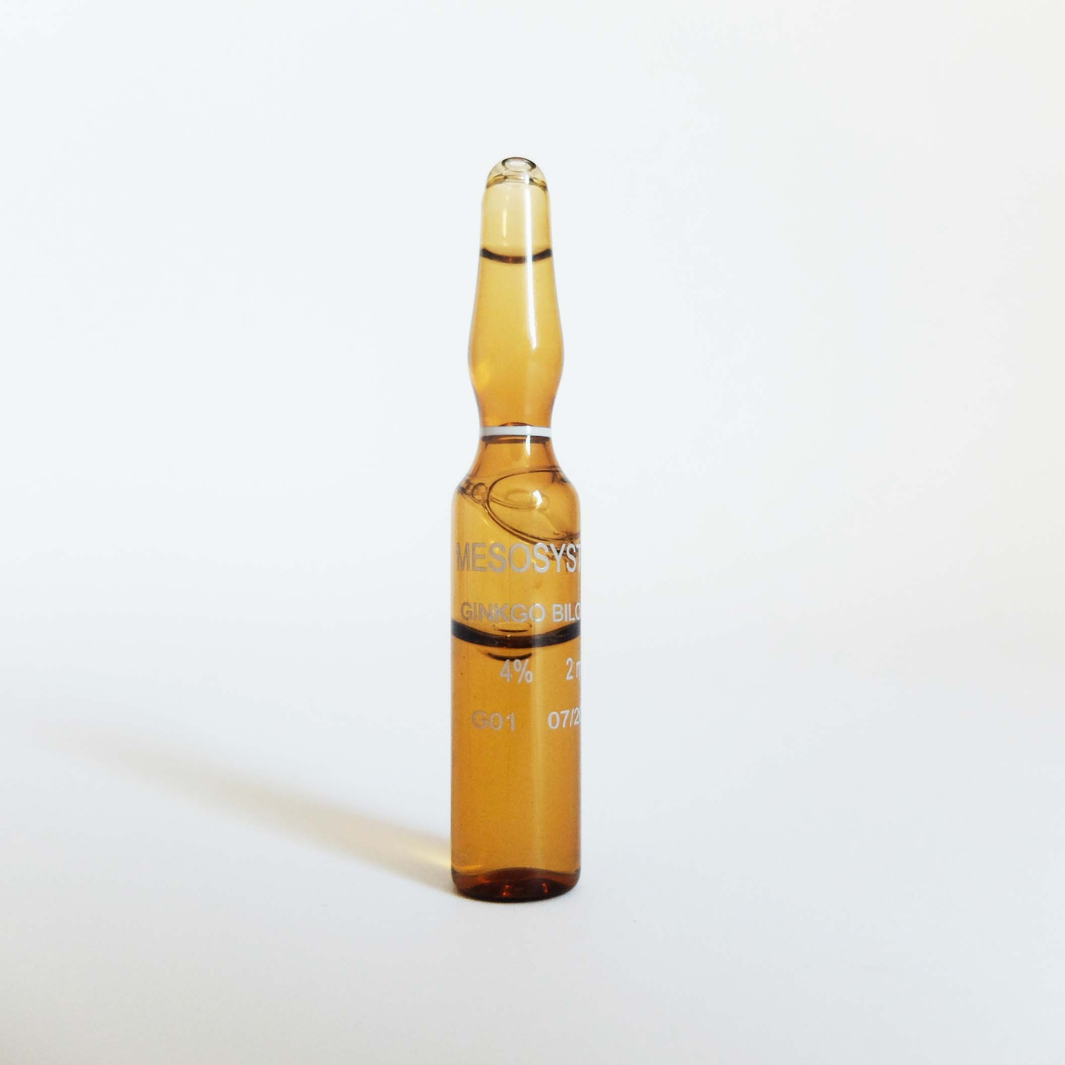 EKSTRAKT Z MIŁORZĘBU JAPOŃSKIEGO (Ginkgo Biloba 4%) 2 ml