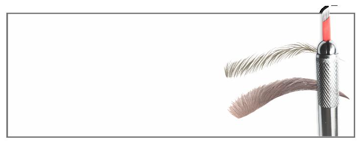 Taffy microblading system - brwi z efektem naturalnego włosa i piórkowe ombre