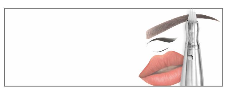 ODED system 3-igłowej pigmentacji: brwi ombre, 3d, powder effect, usta 3d, kreski na powiekach